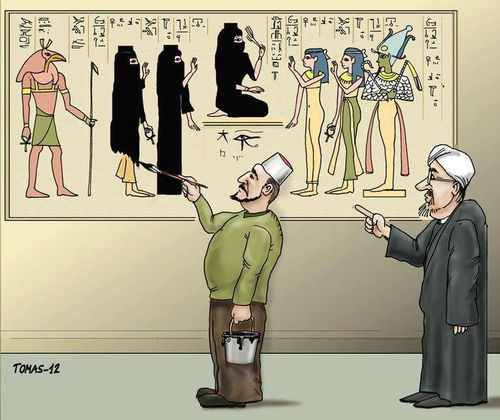muslimattackonancientegypt